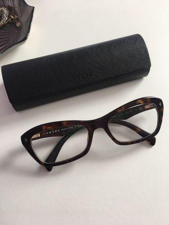 Okulary korekcyjne Prada