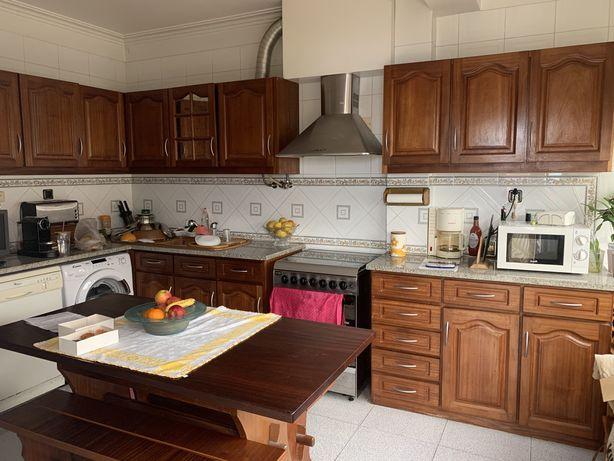 Móveis de Cozinha Superiores + campânula