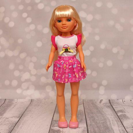 Hiszpańska lalka Nancy Famosa 42cm jak nowa