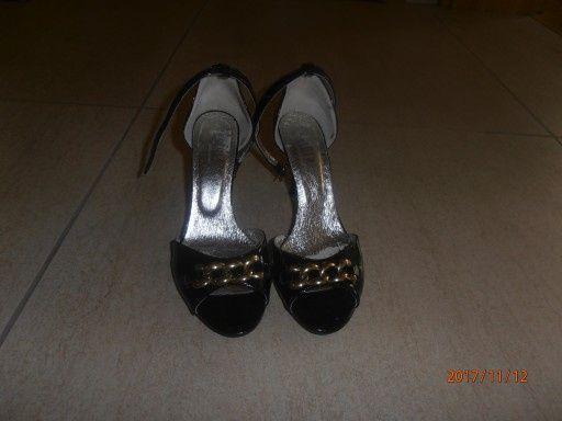 Naturalna skóra buty damskie Eksbut 38 !