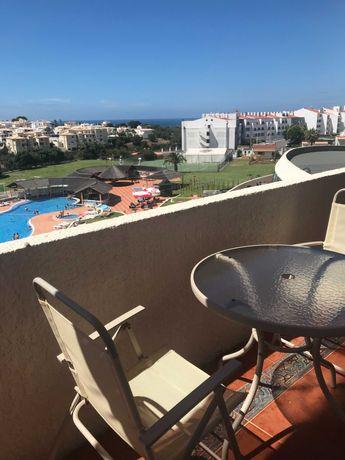 T1 com vista mar em Albufeira no Algarve