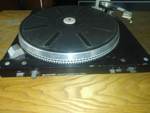 Gramofon unitra G 8010
