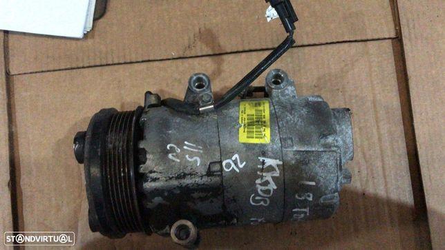 Compressor Ar Condicionado A/C Ford Focus-C-max-1.8Tdci-115Cv.Ref:4M5H-1629-AE9D