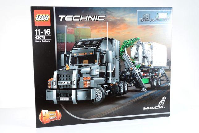 Lego TECHNIC 42078 Mack Anthem NOWY