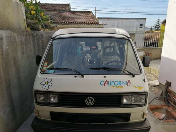 Vw t3 westfalia california