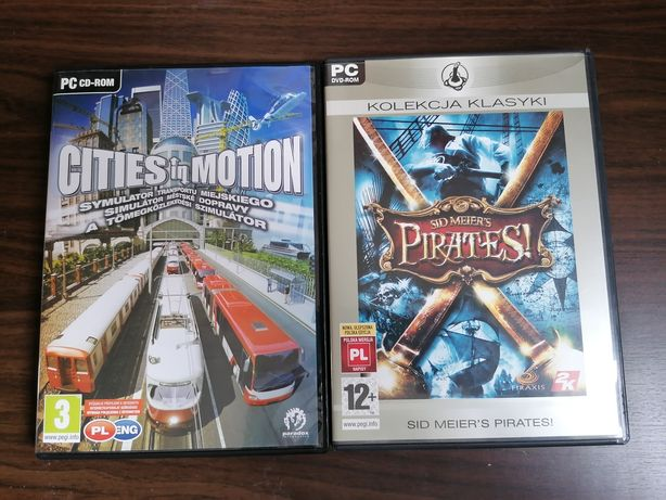 Gry : Cities in Motion, Pirates.