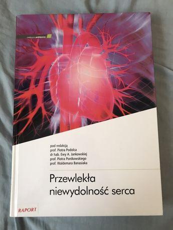 Przewlekła niewydolność serca książka