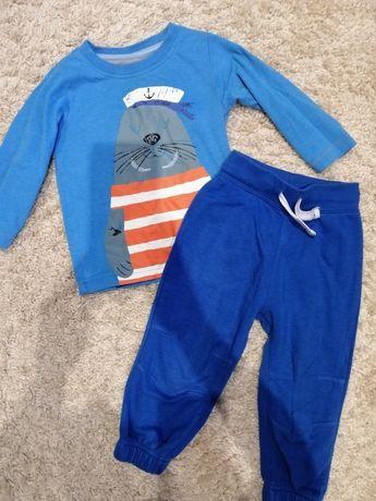 Костюм 1.5-2года, спортивные штаны, кофта