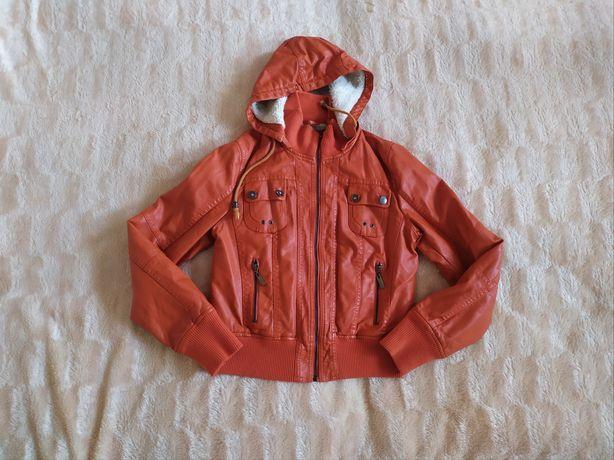 Куртка екокожа, стан ідеальний