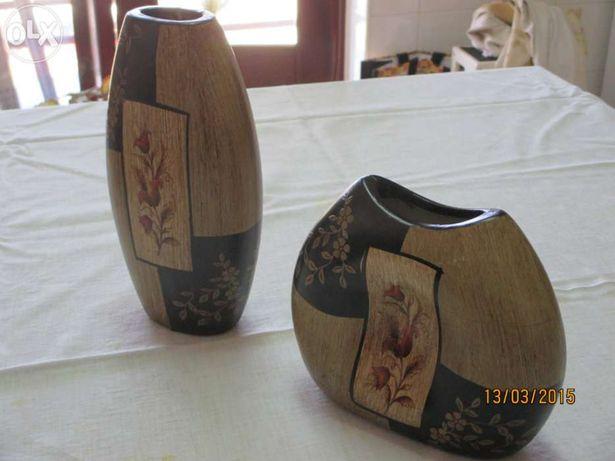 2 Jarras de cerâmica novas
