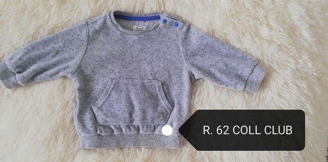 bluzka COLL CLUB (SMYK) z długim rękawem dla chłopca r 62