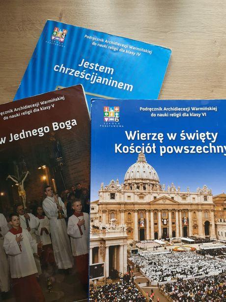 Podręcznik do Religi klasa 4 5 6