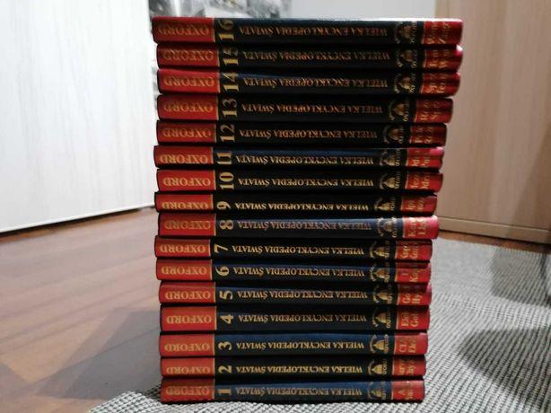 Wielka encyklopedia świata Oxford
