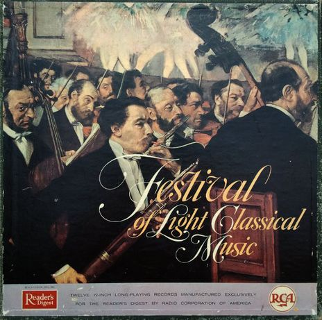 "Discos Vinil - ""Festival of Light Classical Music"""