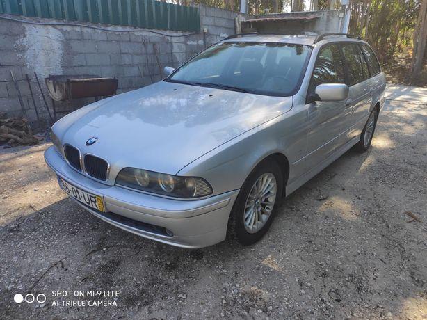 BMW 520D  Carrinha