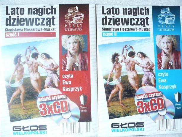 Lato nagich dziewcząt St Fleszarowa Muskat 6 CD audiobook