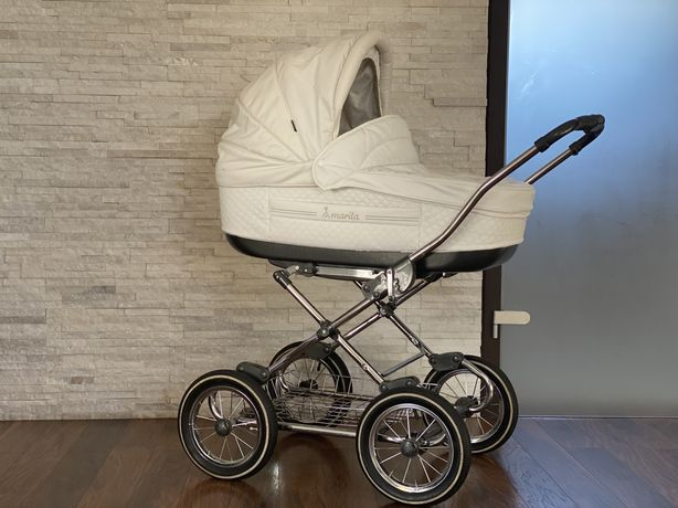 Wózek Roan Marita Prestige Eko-skóra