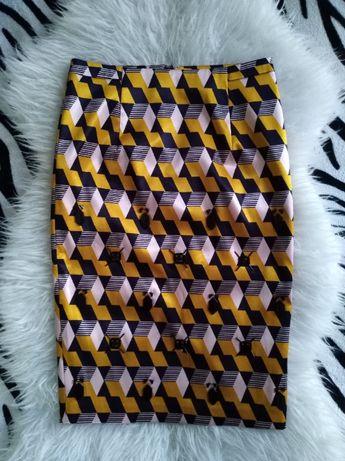 Ołówkowa spódnica H&M roz 36