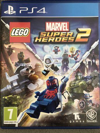 Gra LEGO Marvel Super Heroes 2 ps4