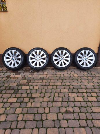 Jak nowe opony z felgami bmw.Pirelli Sottozero 3   245/40 R18