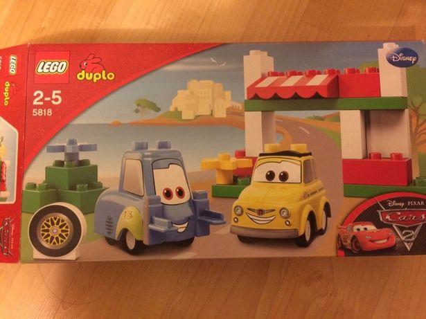 Lego Cars auta 5818