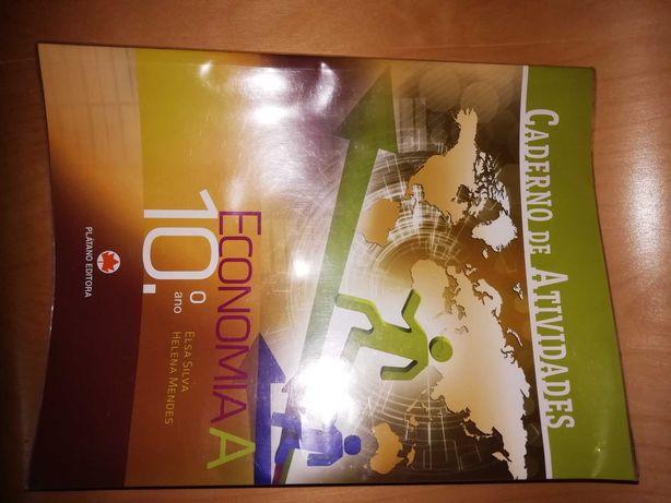 Caderno de atividades Economia 10º