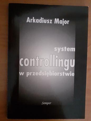 Książka System controlingu w przedsiębiorstwie.