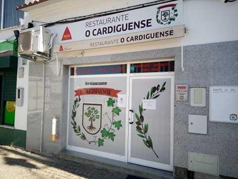 """Restaurante """"O Cardiguense"""""""