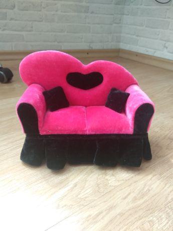 Декоративный мини диван для украшений