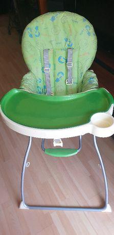 krzesełko do karmienia składane Coneco