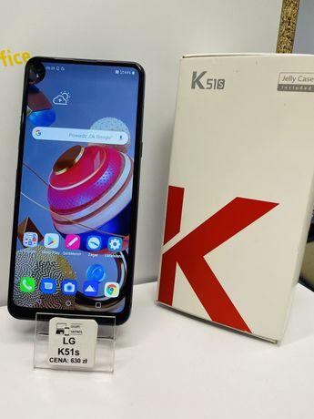 LG K51s 1,5 ROKU GWARANCJI / Stan bdb / Pełny kompet