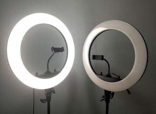 Хит Кольцевая лампа LED 26см 33см 45см кольцо селфи успей купить