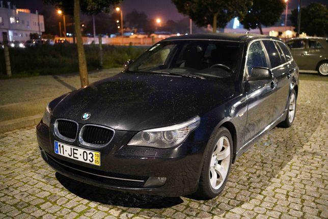 BMW 520d Touring Executive 177cv com Caixa Automática