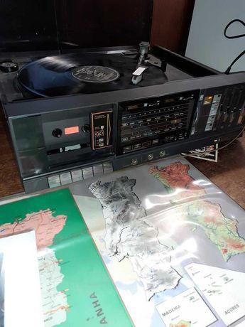 Giradiscos/Cassete/Rádio - Samsung