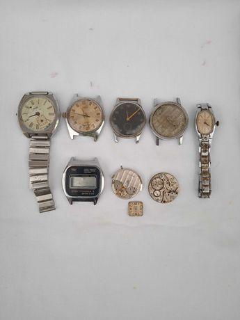 Продам часы на запчасти производства СССР