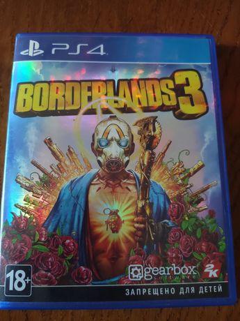Продам Borderlands 3 ps4