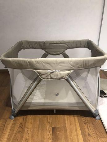 Продам манеж-кровать Nuna