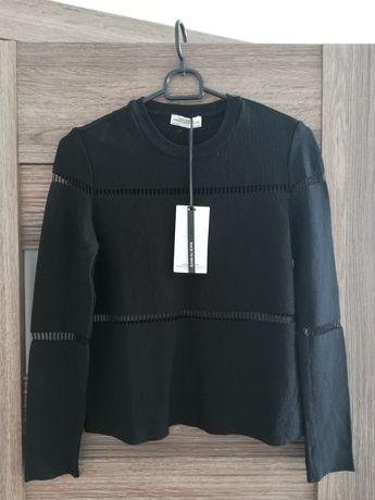 Sweter czarny Zara XS