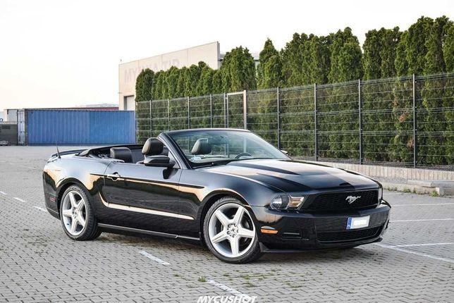 Wyjątkowy Ford Mustang Cabrio na Wasz ślub !!