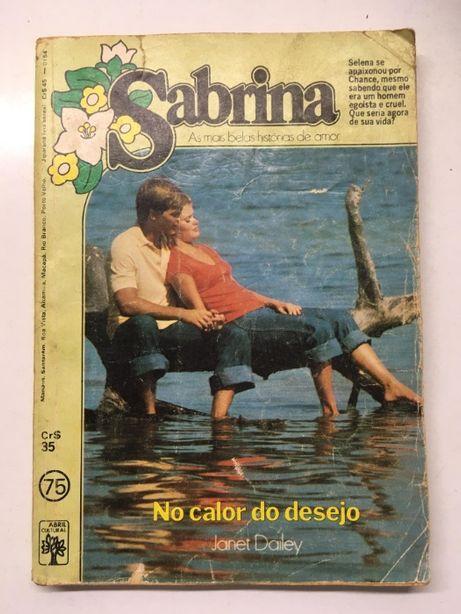Livro - 'Sabrina' - No Calor do Desejo
