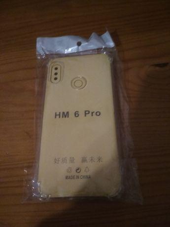 Capa silicone Xiaomi Redmi 6 Pro