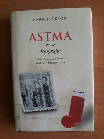 Astma. Biografia. Historia choroby. Mark Jackson.