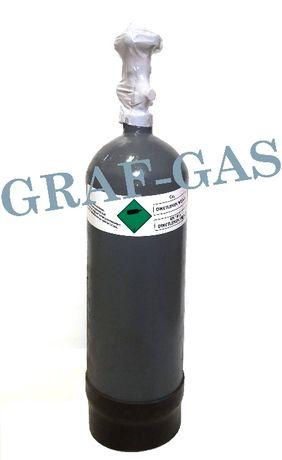 Butla butle gazowa dwutlenek węgla 1,5 co2 akwarium piwo