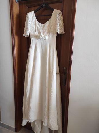 Vestido noiva e acessórios