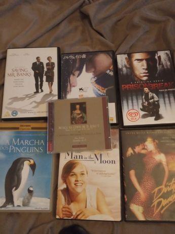 Vendo dvds novos originais + oferta