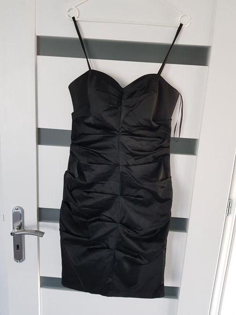 Sukienka marszczona