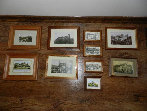 Kolekcja obrazków - Zamki i pałace Polski