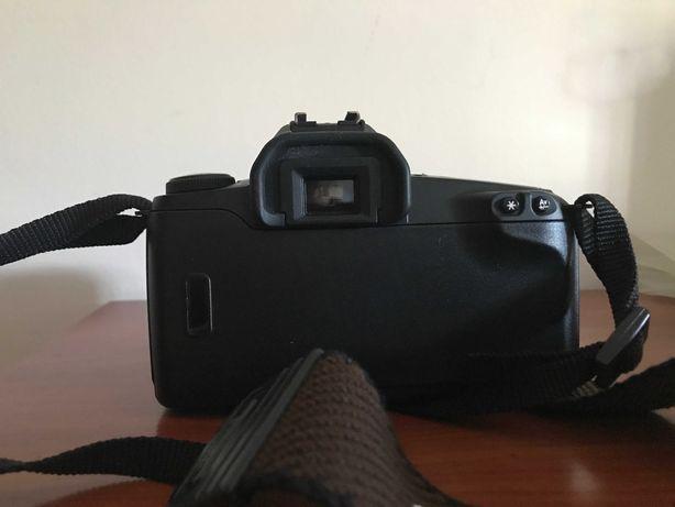 Canon EOS Rebel G - Analógica com bolsa e lente 35-80mm