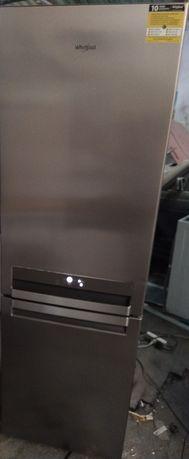 Com entrega garantia frigorífico inox wirlpool