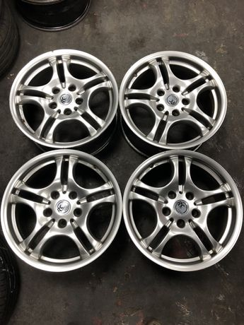 Felgi aluminiowe RC Design 17 5x120 BMW E36 E46 E60